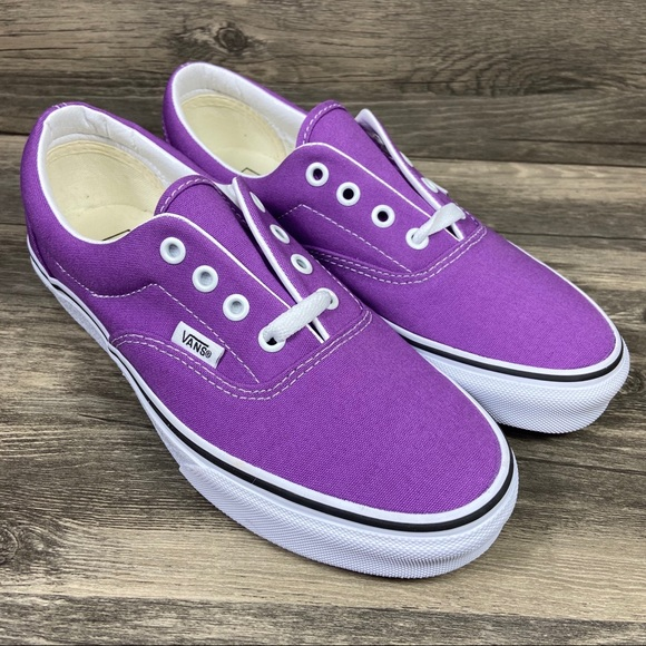 New Vans Era Purple Dewberry Womens